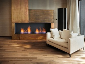 Get This Look:  The Excitement of Ceramic Tiles that look just like Wood.